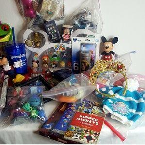Disneyland parks mystery box 15 items